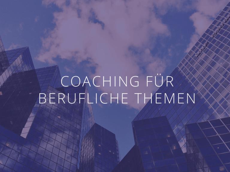 Systemisches Coaching Ausbildung